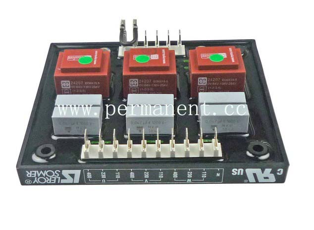 Permanent Electron Co  Ltd Avr Sx440 Sx460 R448 R230